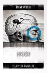Dune (Mind Killer) <br/>Art Print