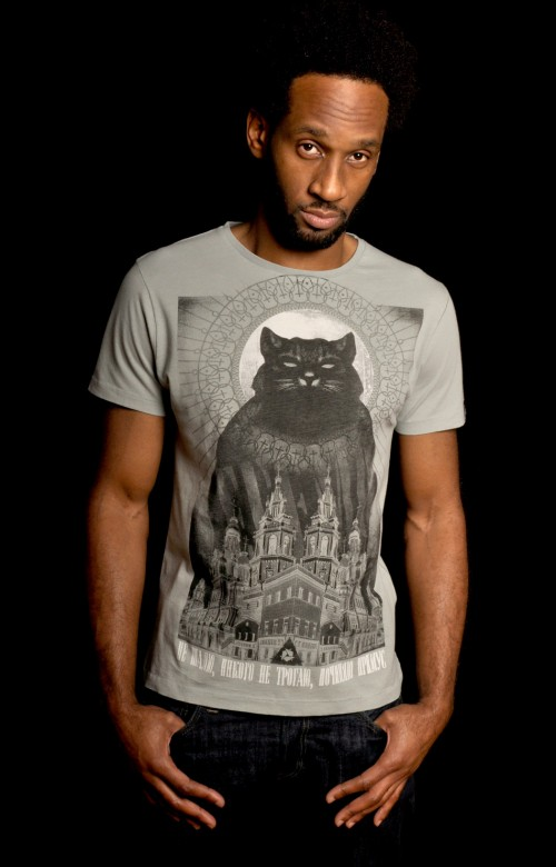 Master and Margarita T shirt inspired by Mikhail Bulgakov - The Affair