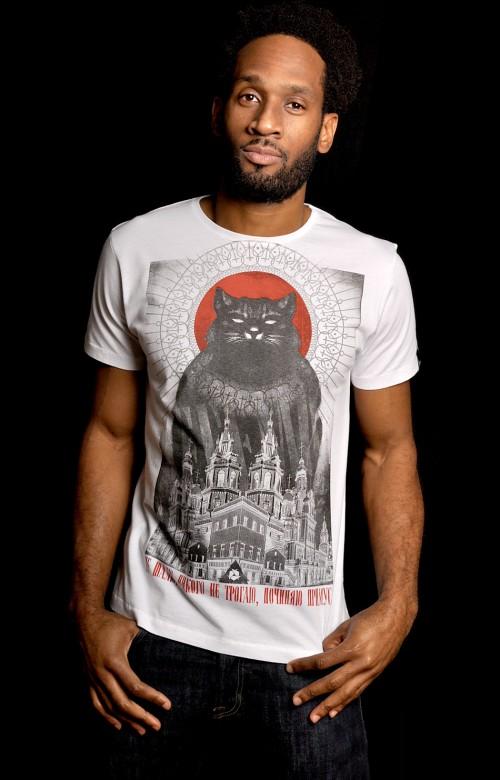 Master and Margarita T shirt inspired by Mikhail Bulgakov - The Affair