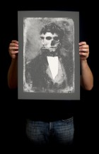 The Picture of Dorian Gray Art Print inspired by Oscar Wilde | THE AFFAIR